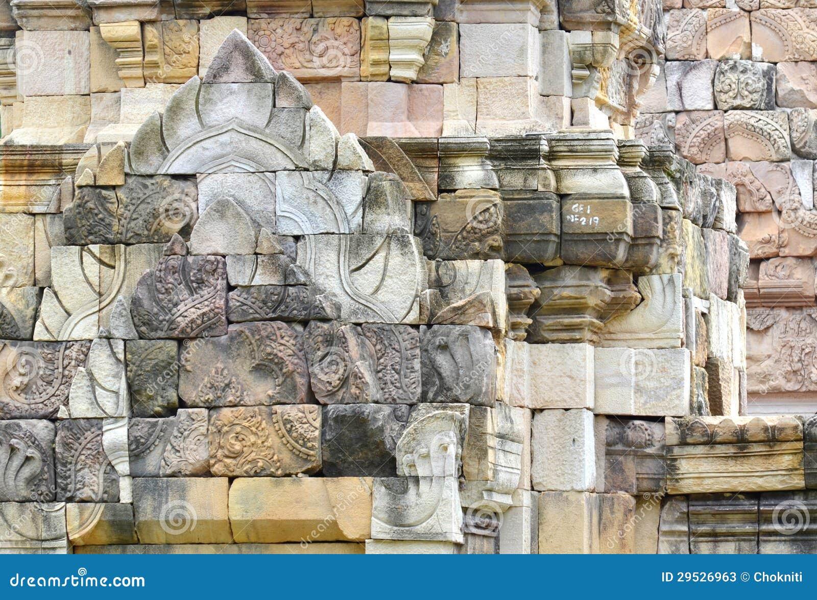 Castelo de pedra velho