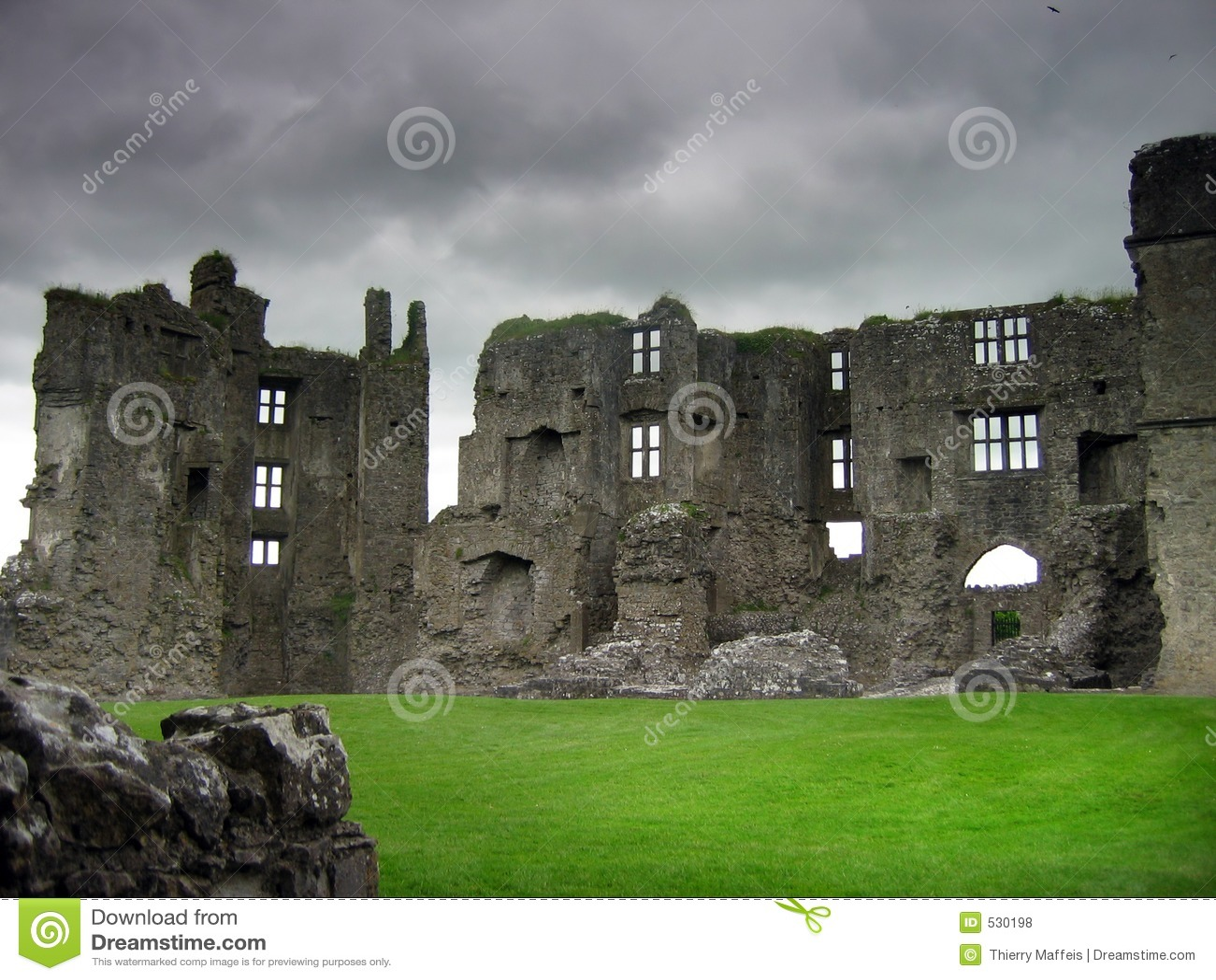 Castelo de Roscommon