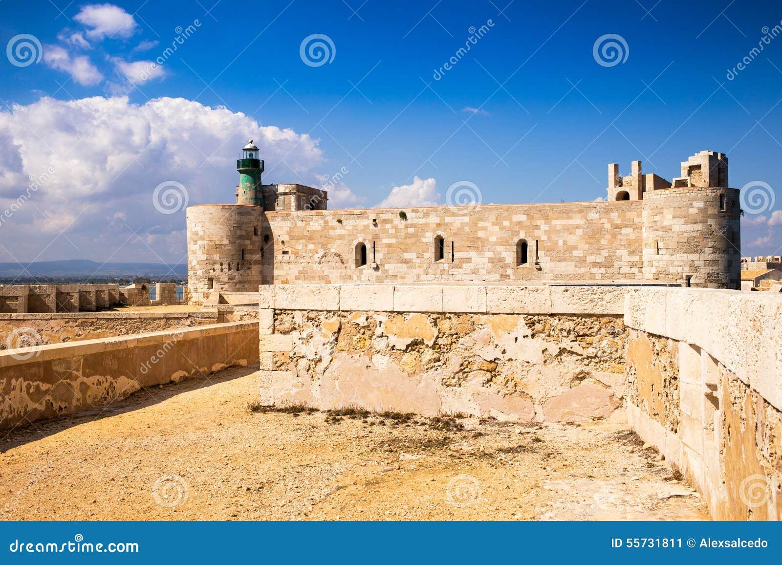 Castelo de Siracusa