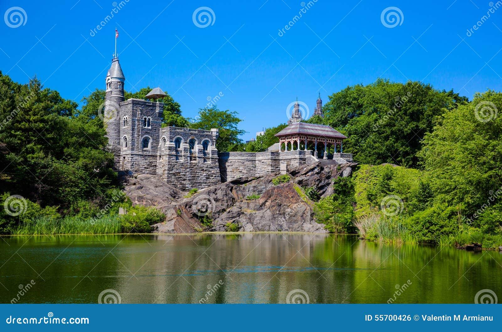 Castelo do Belvedere do Central Park