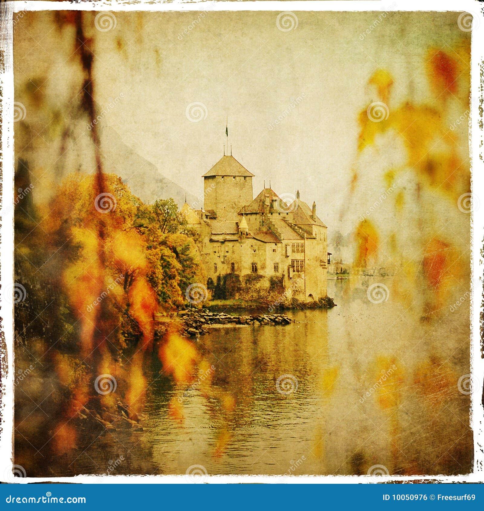 Castelo do outono