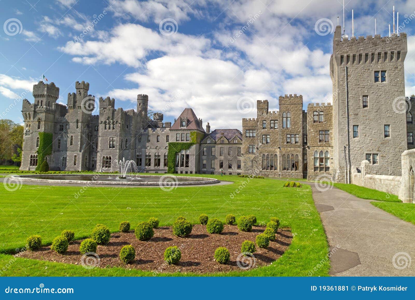 Castelo e jardins de Ashford