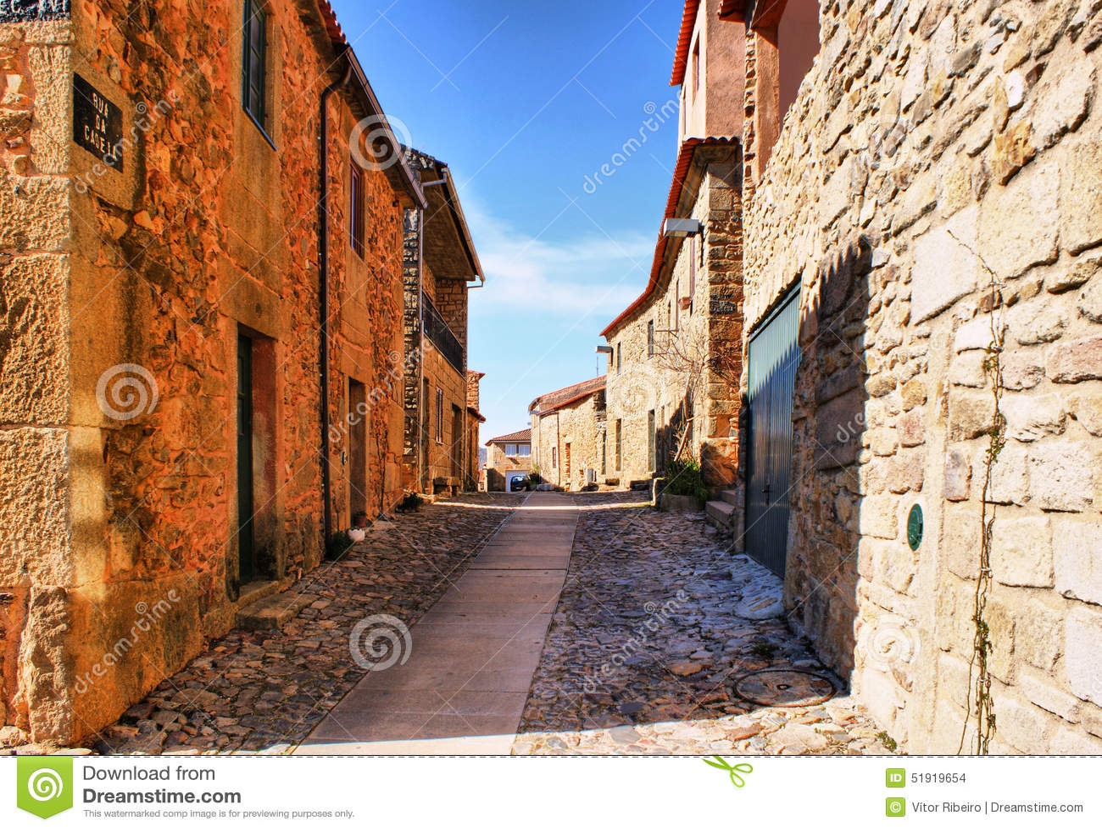 Castelo Rodrigo historical village
