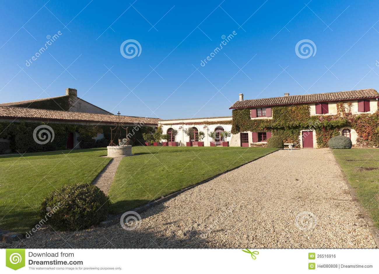Castelo Smith Haut Lafite, Bordéus
