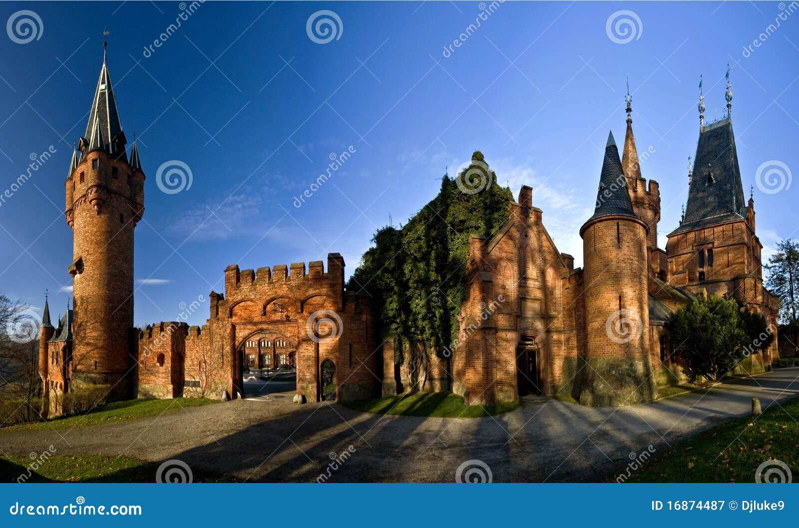 Castelo vermelho
