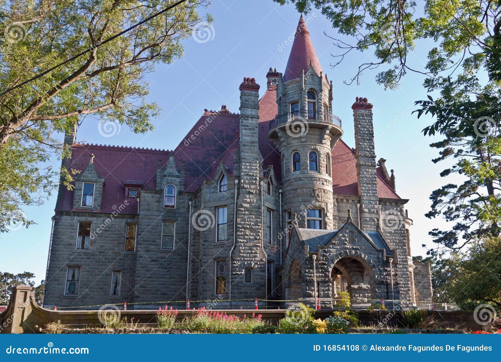 Castelo Victoria Canadá de Craigdarroch