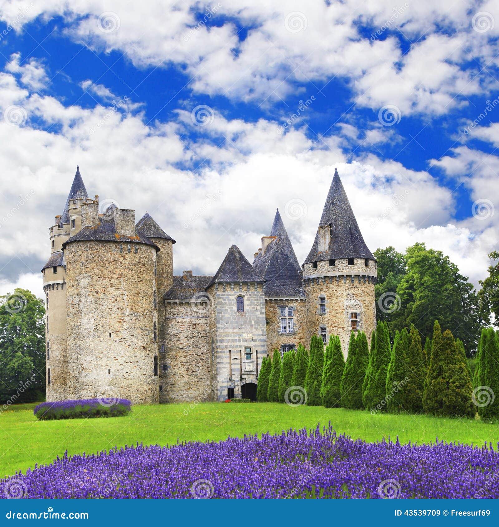 Castelos região de França, Dordogne