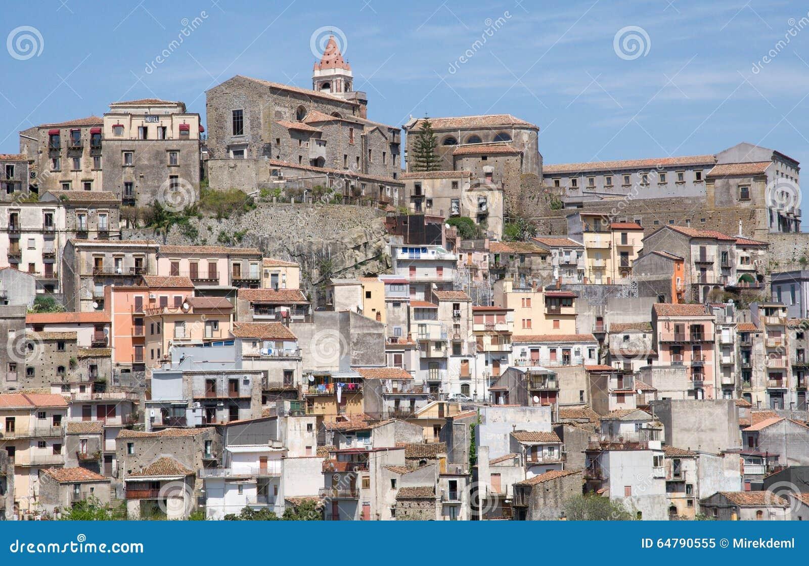 Castiglione di Sicilia Italy  City new picture : Castiglione Di Sicilia, Italy Stock Photo Image: 64790555