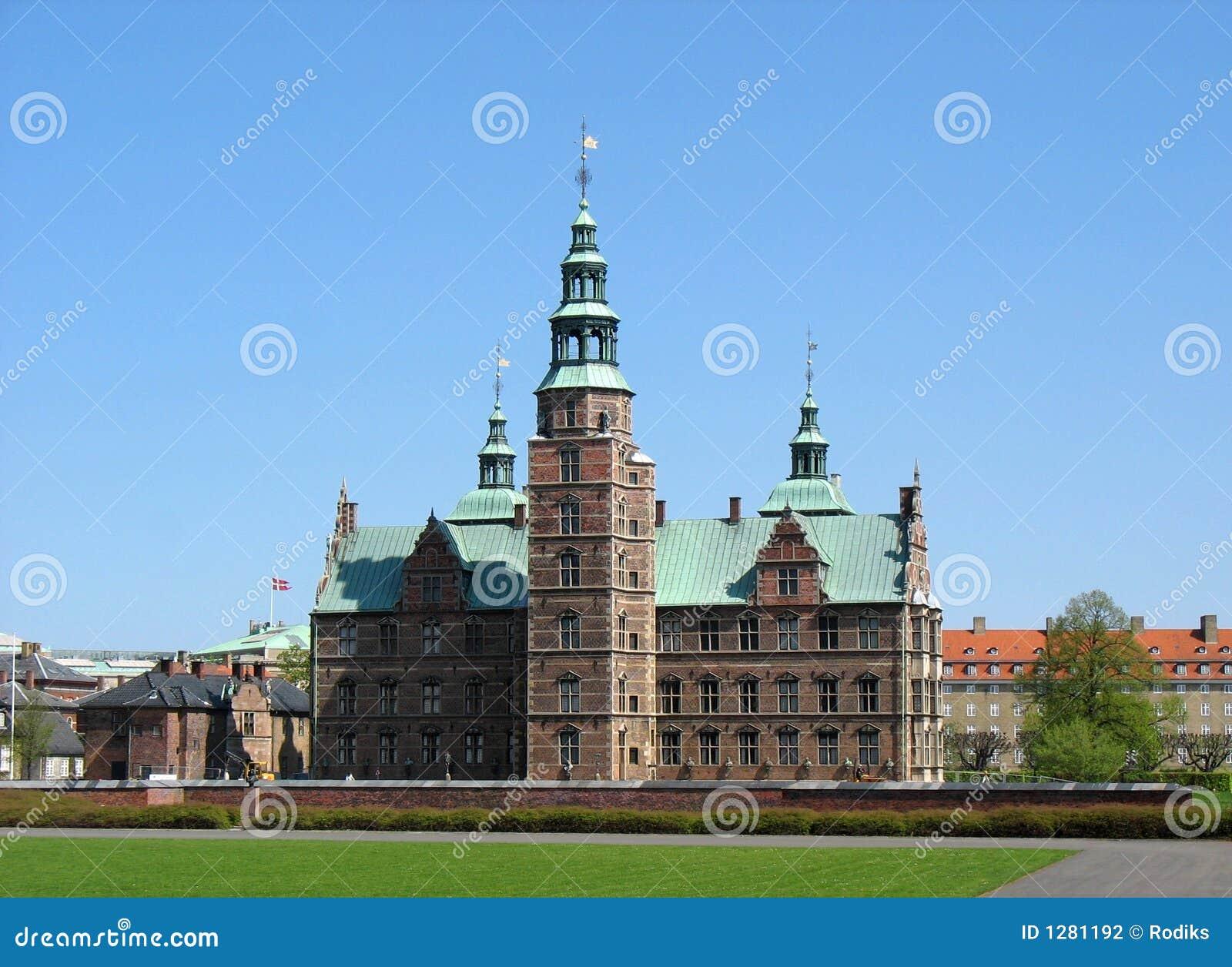 Castillo 3 de Rosenborg