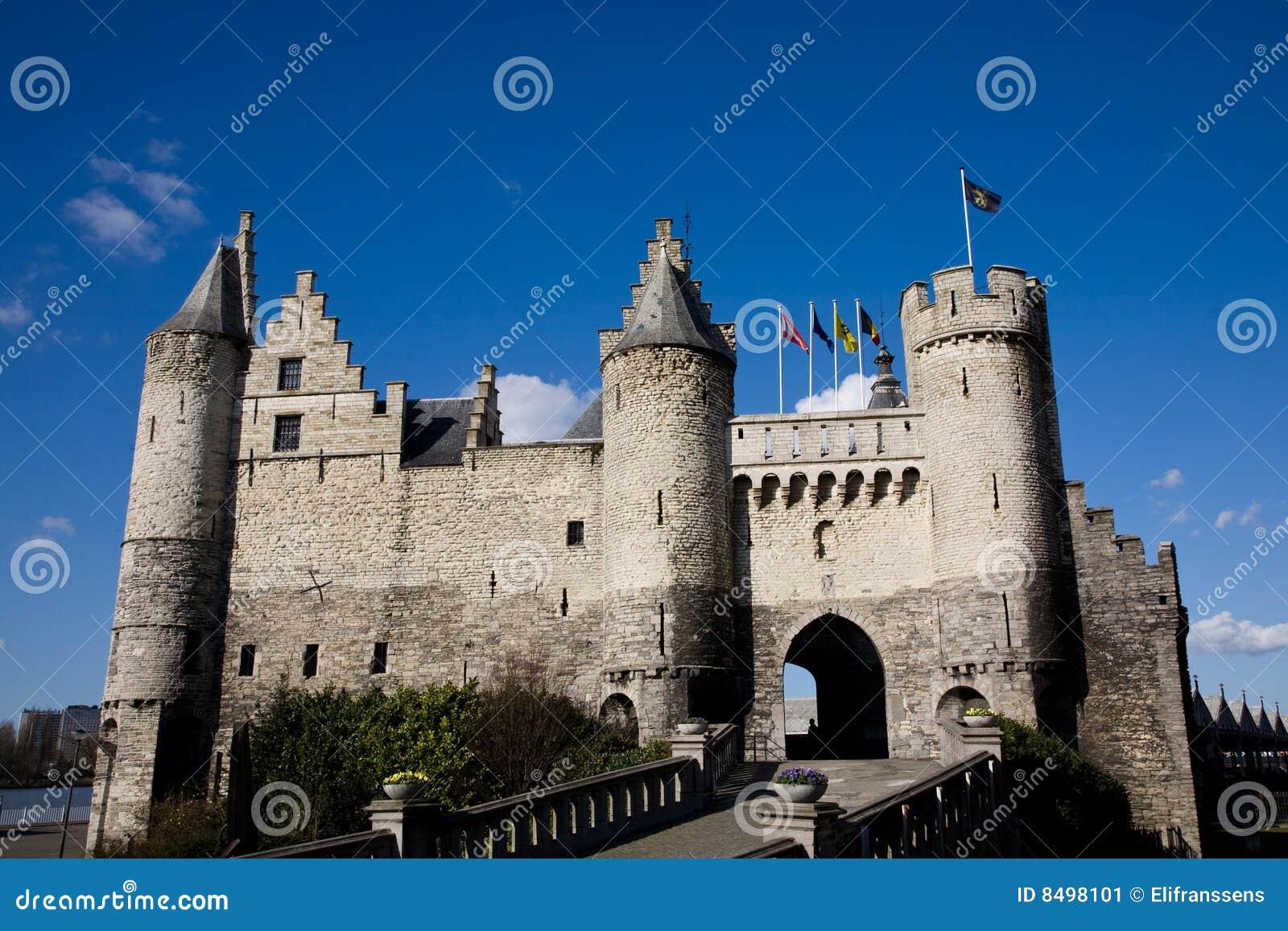 Castillo, Amberes, Bélgica
