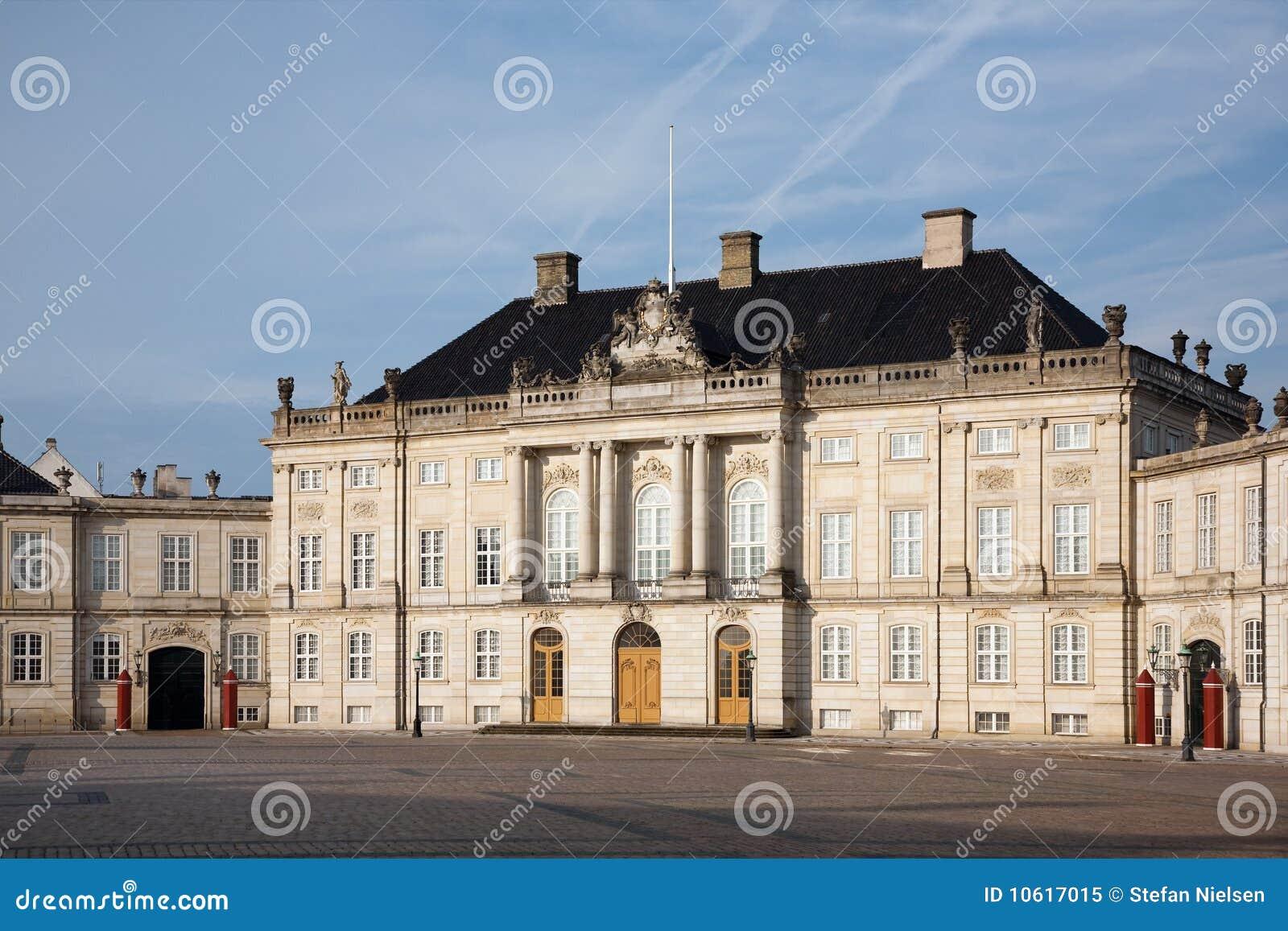 Castillo de Amalienborg