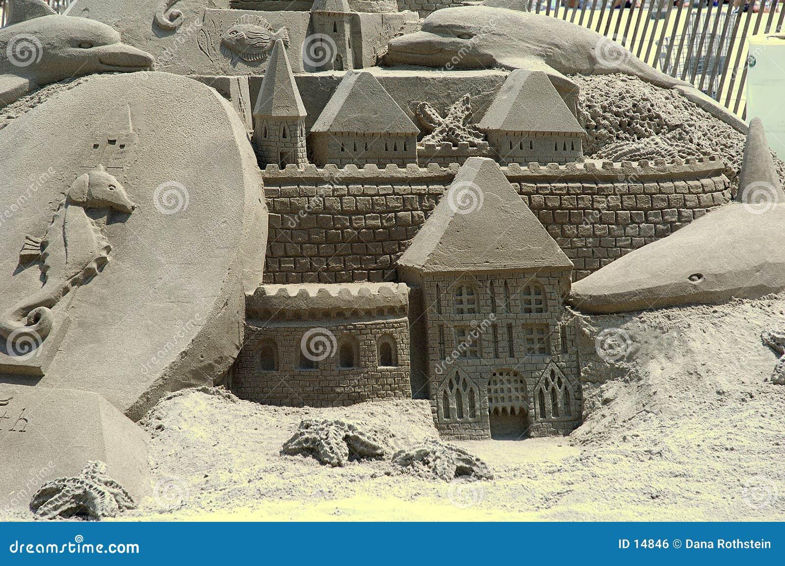 Castillo de arena 2