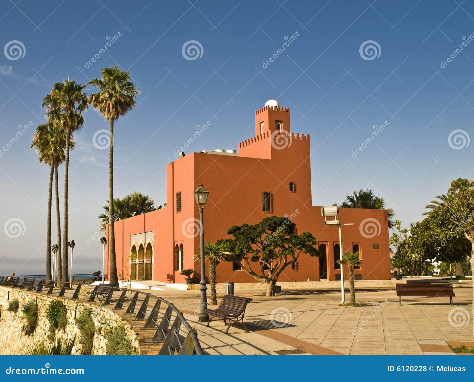Castillo de bilbil benalmadena