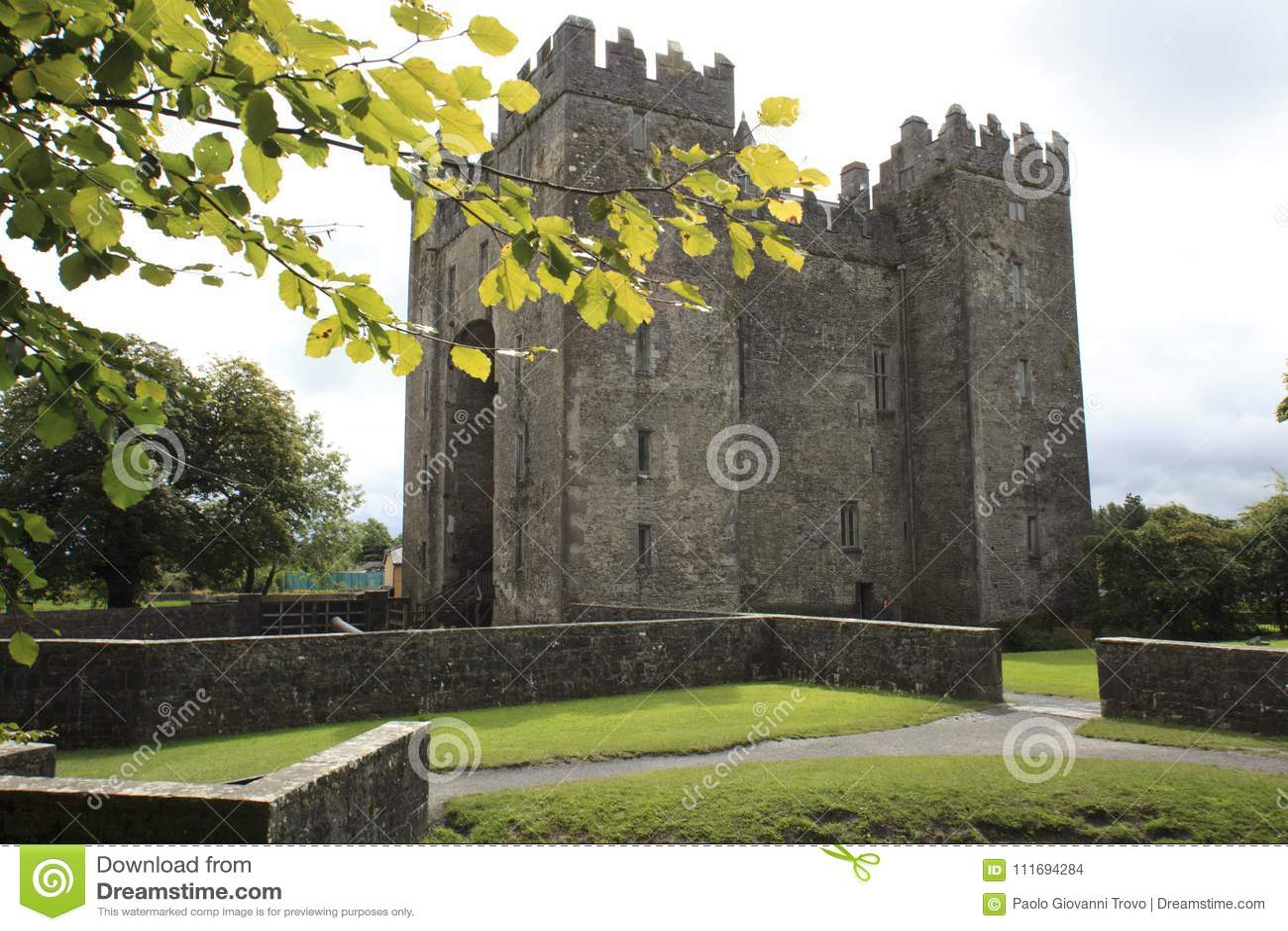 Castillo de Bunratty