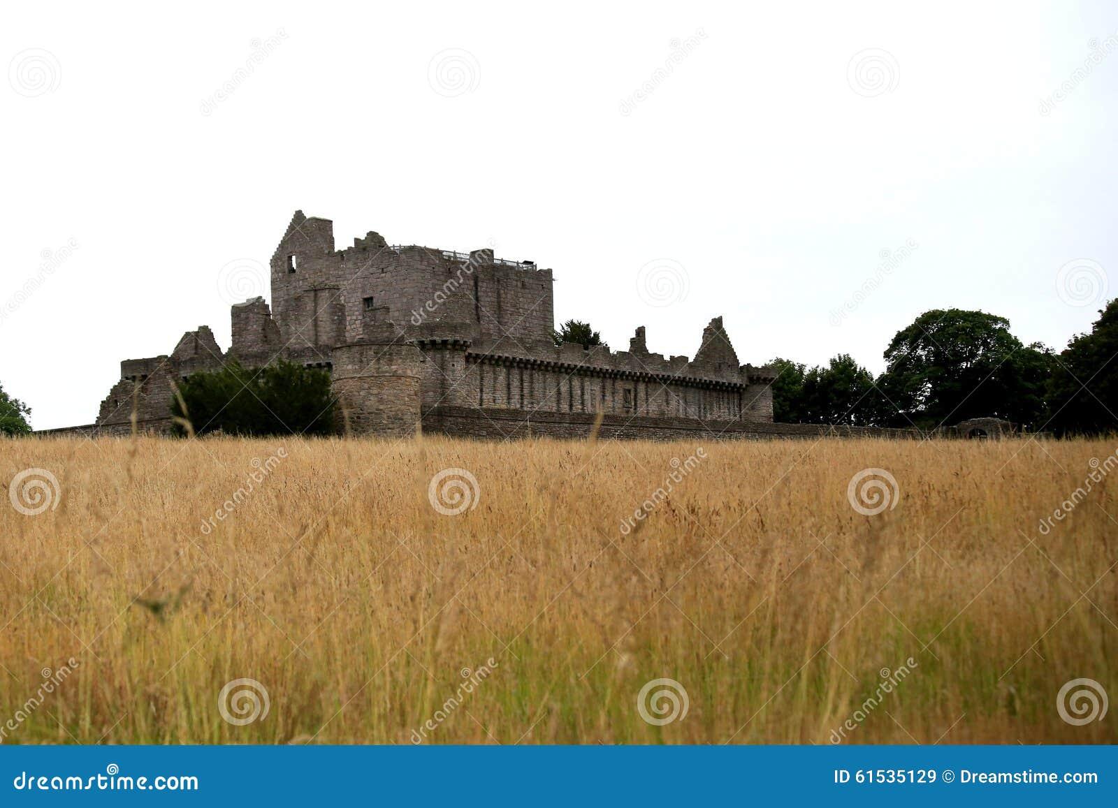 Castillo de Craigmillar