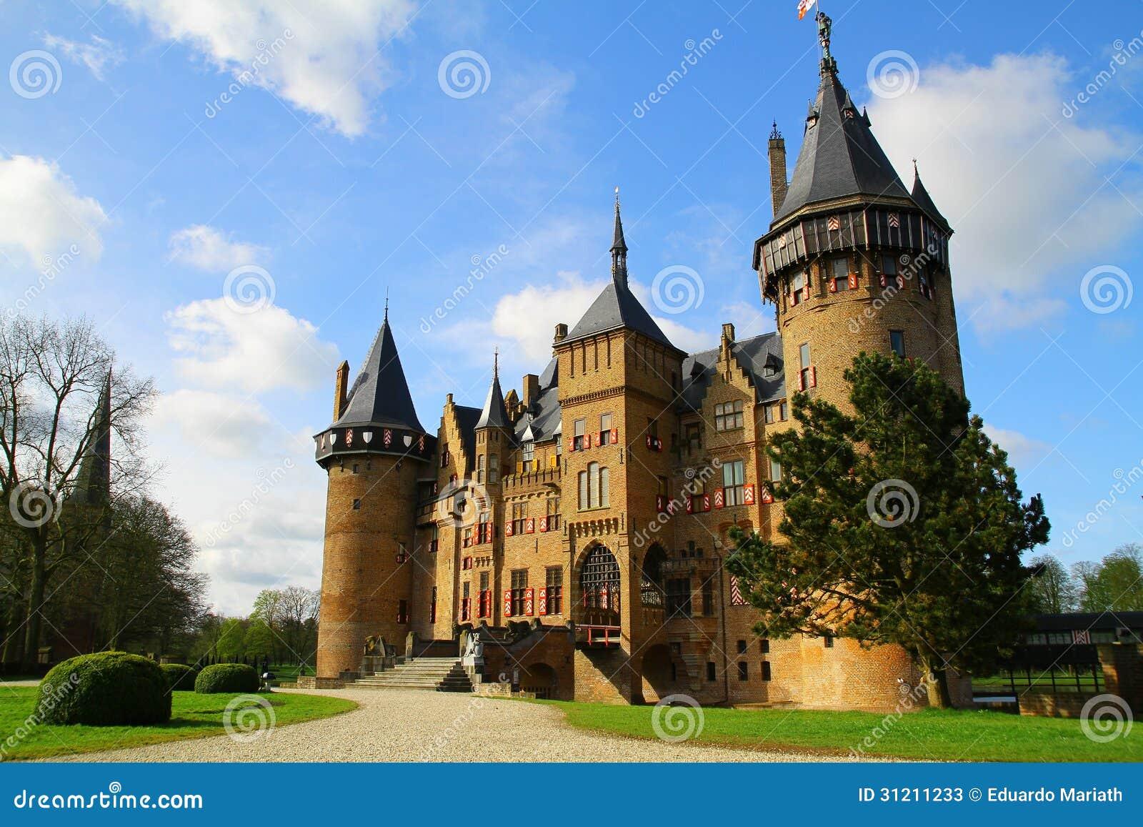 Castillo de De Haar - Utrecht - Países Bajos