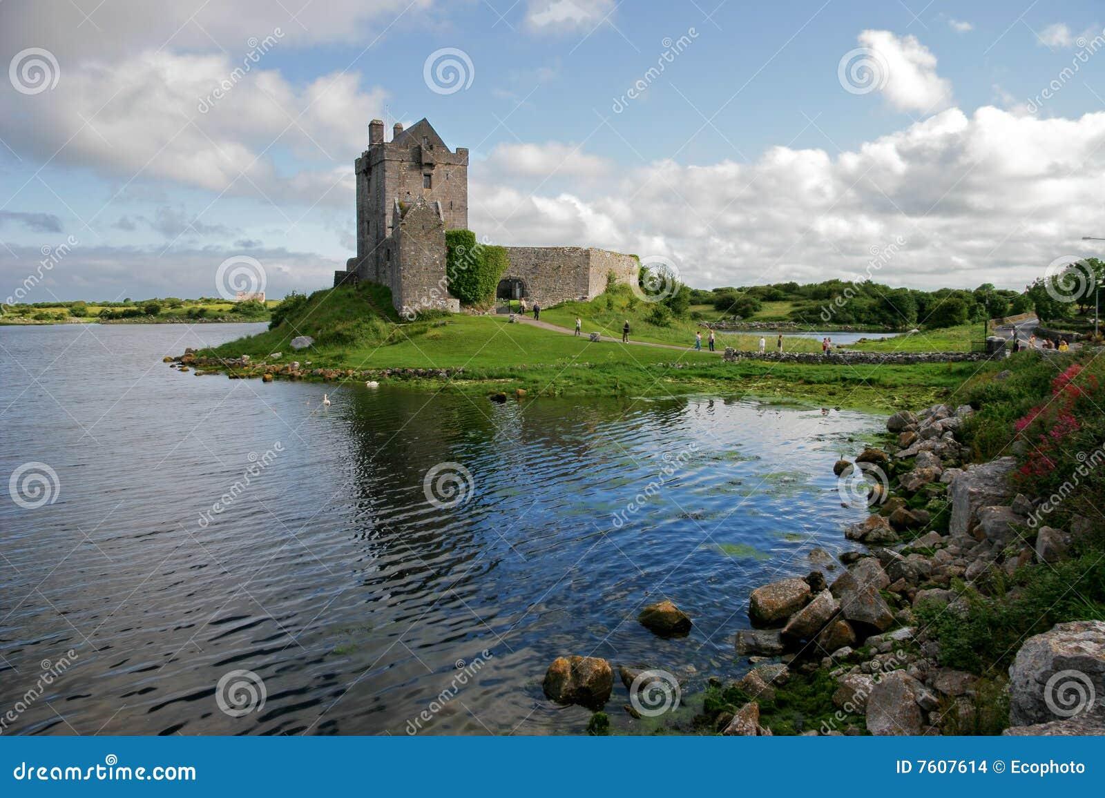 Castillo de Dunguaire. Irlanda