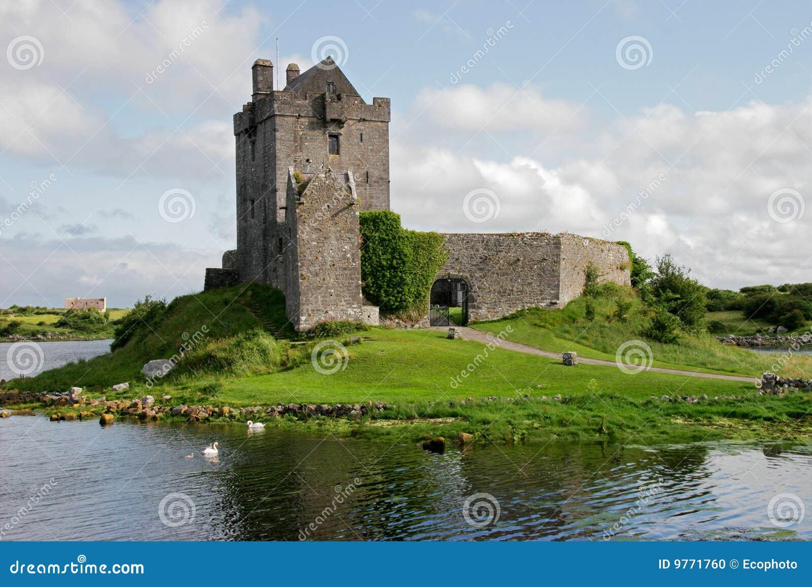Castillo de Dunguaire, Irlanda