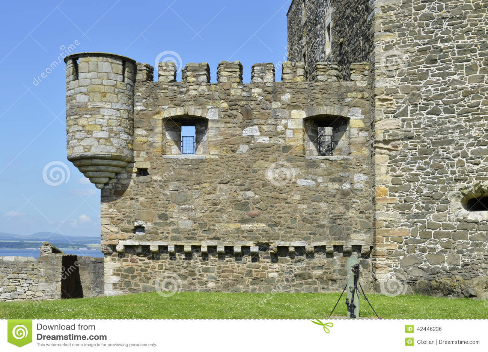 Castillo de la negrura