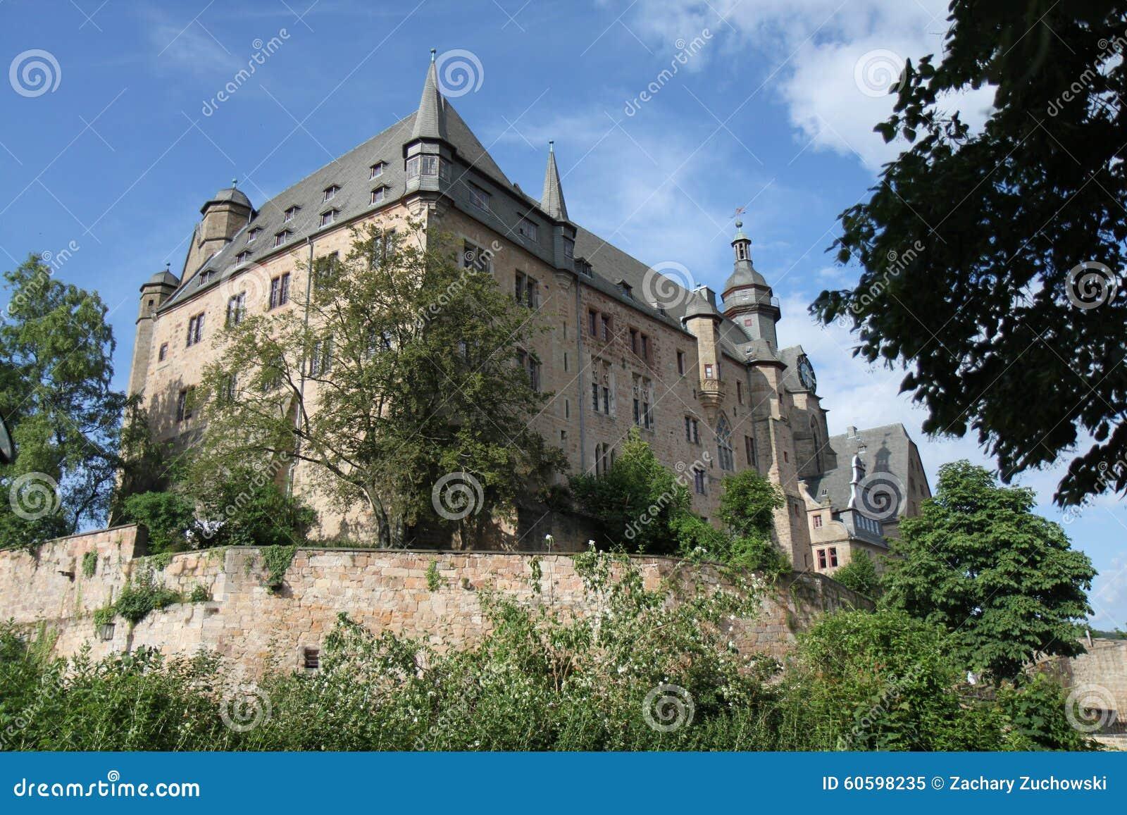 Castillo de Marburgo