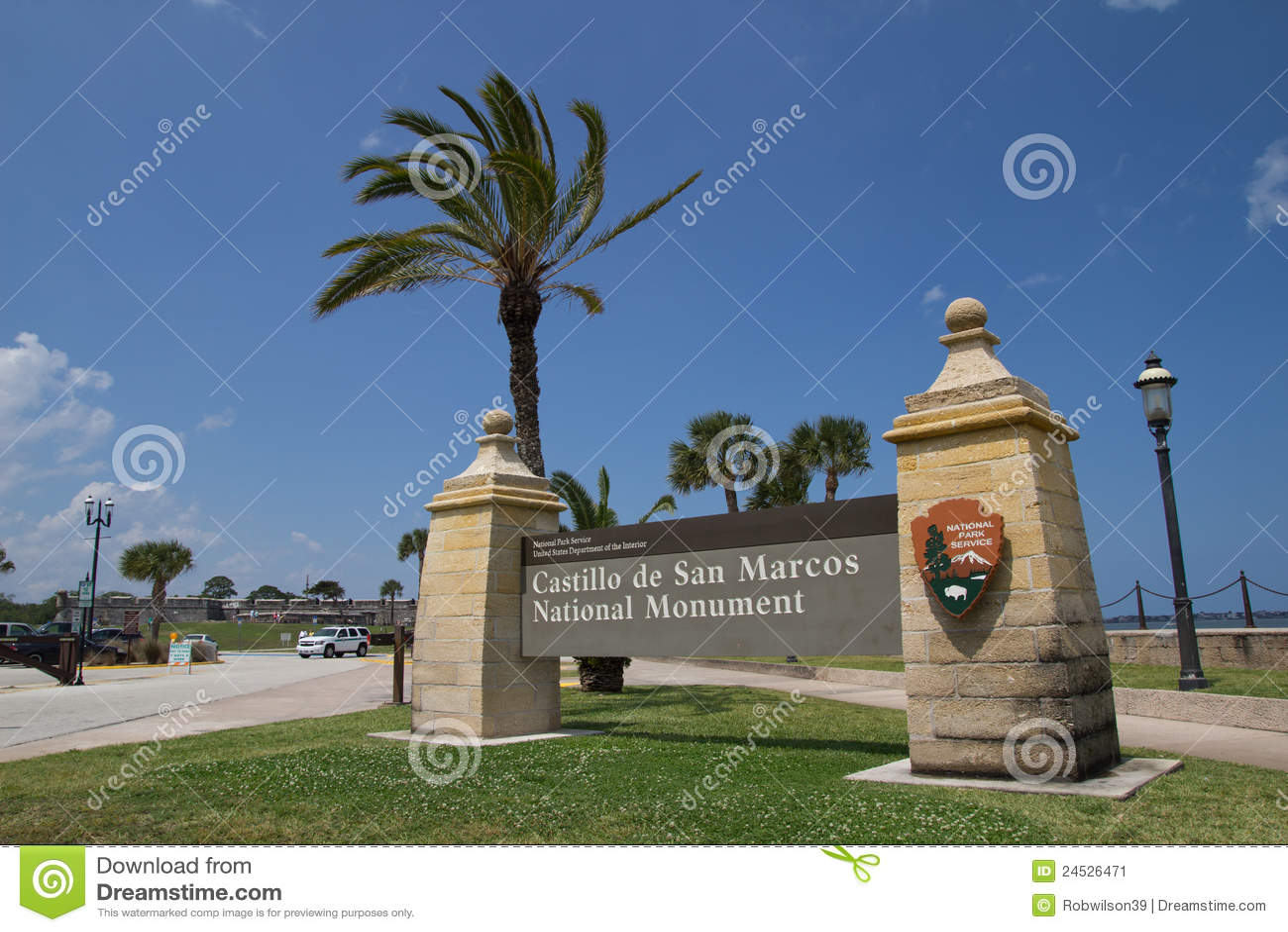Castillo De Marcos San