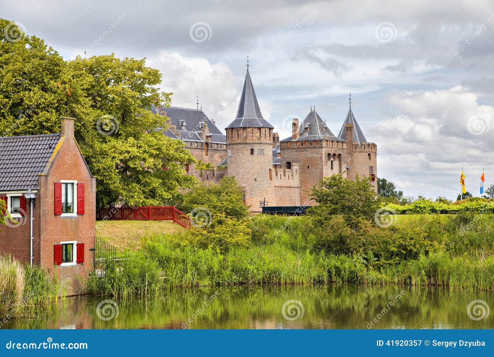 Castillo de Muiderslot, Muiden, Países Bajos