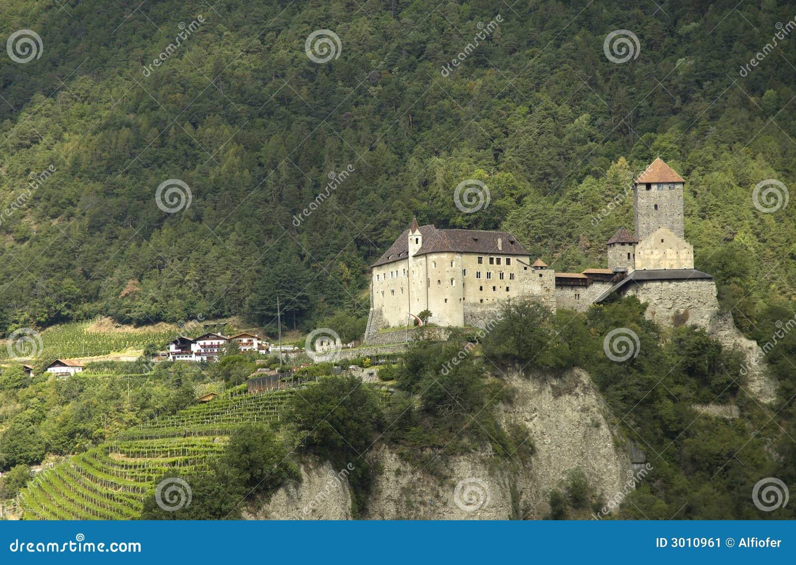 Castillo de Tirolo