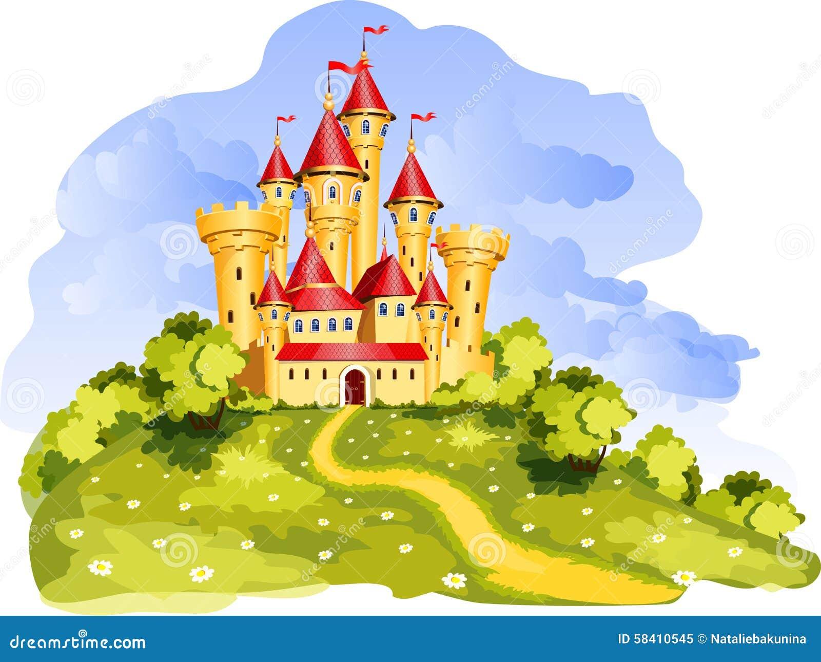 Castillo del cuento