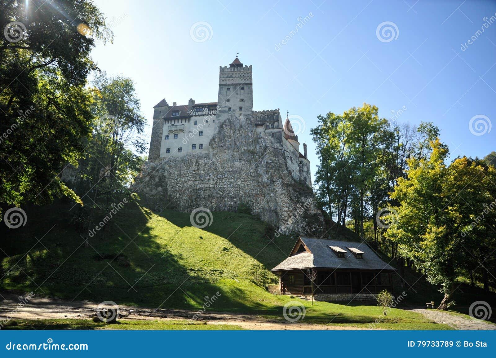 Castillo del salvado de Transilvania