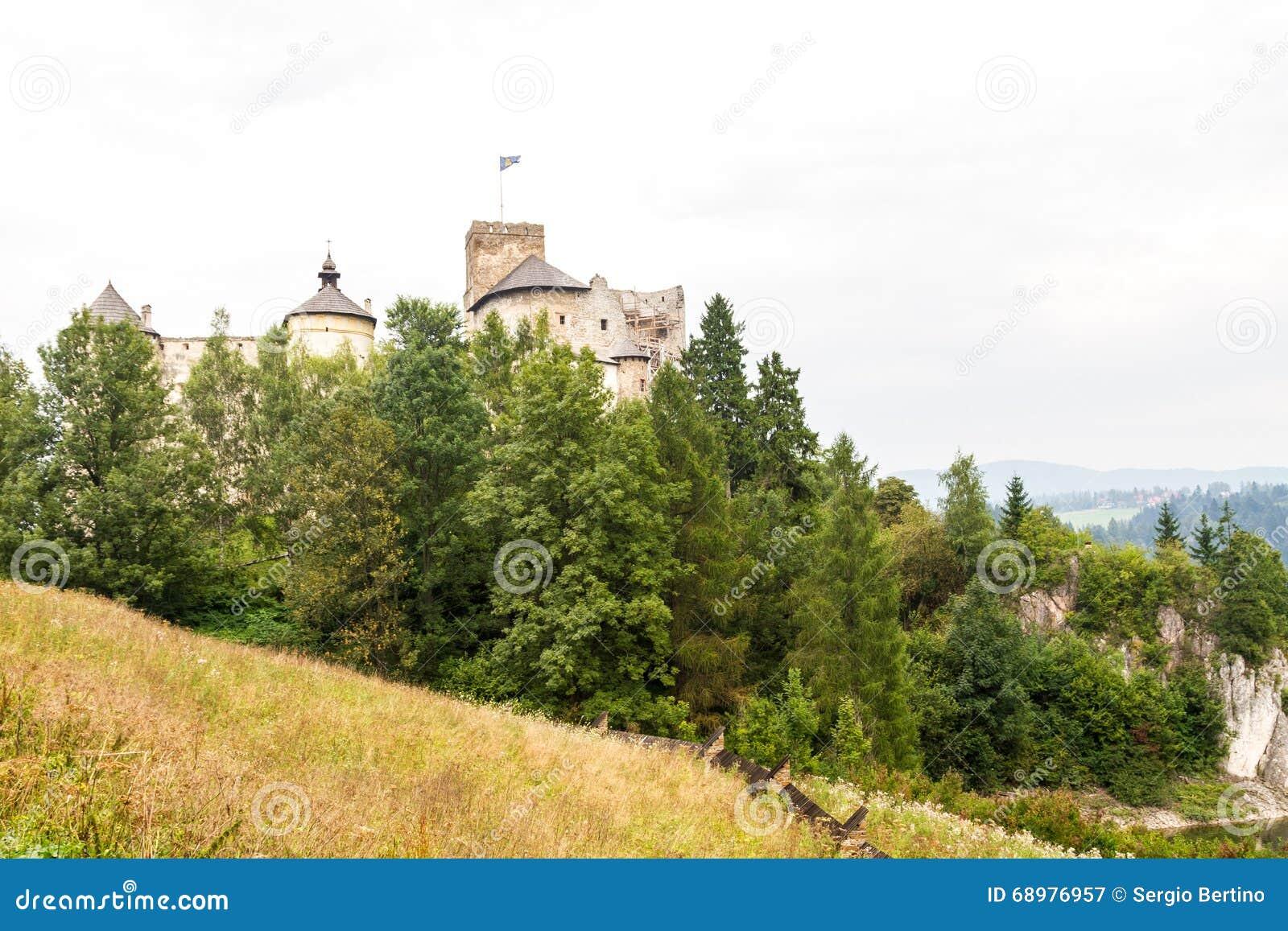 Castillo en Eslovaquia