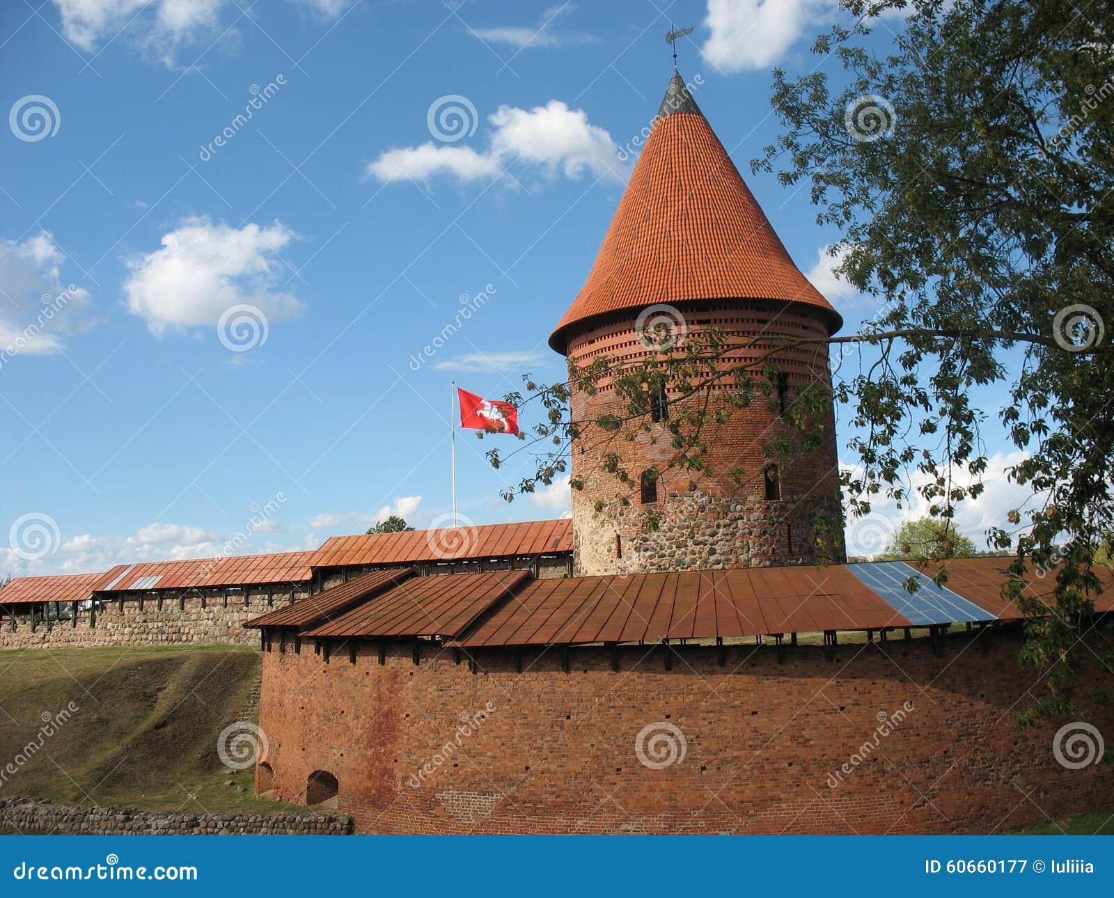 Castillo en Kaunas