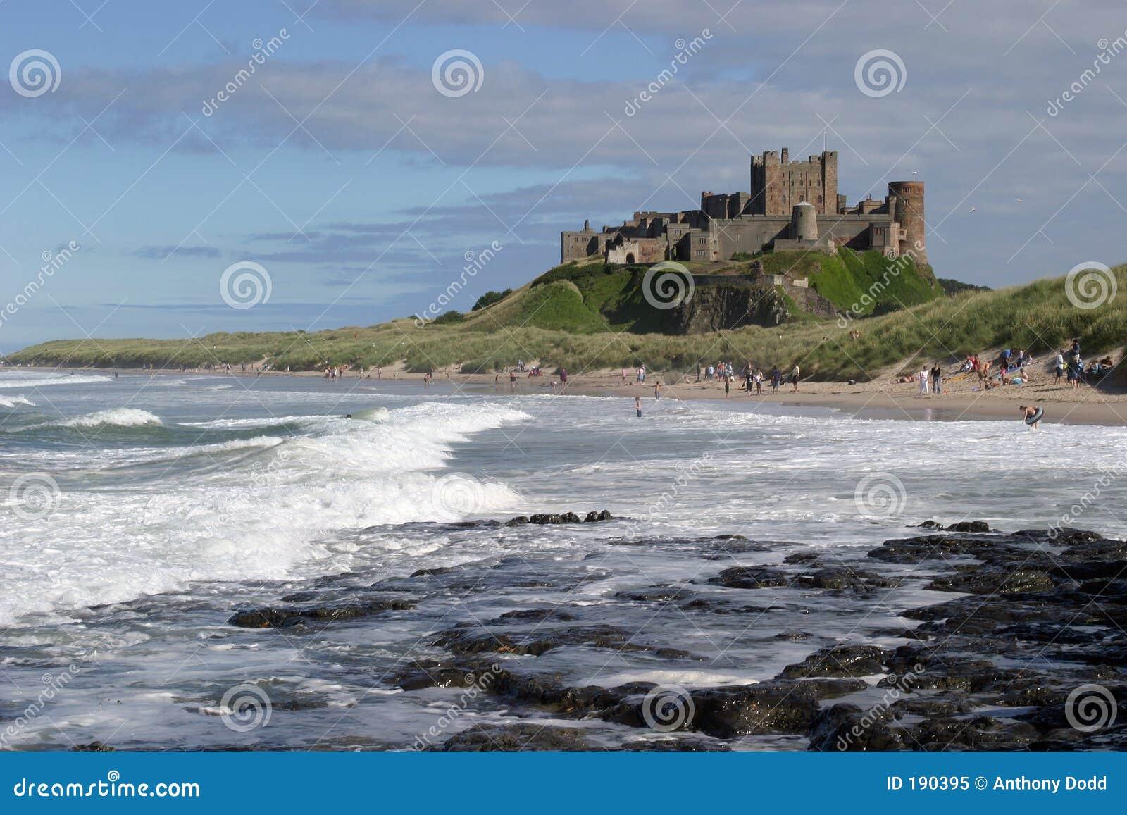 Castillo II de Bamburgh