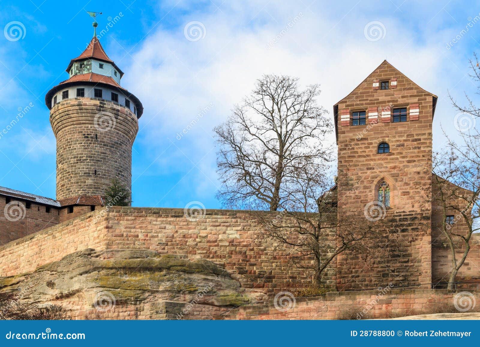 Castillo imperial de Nuremberg