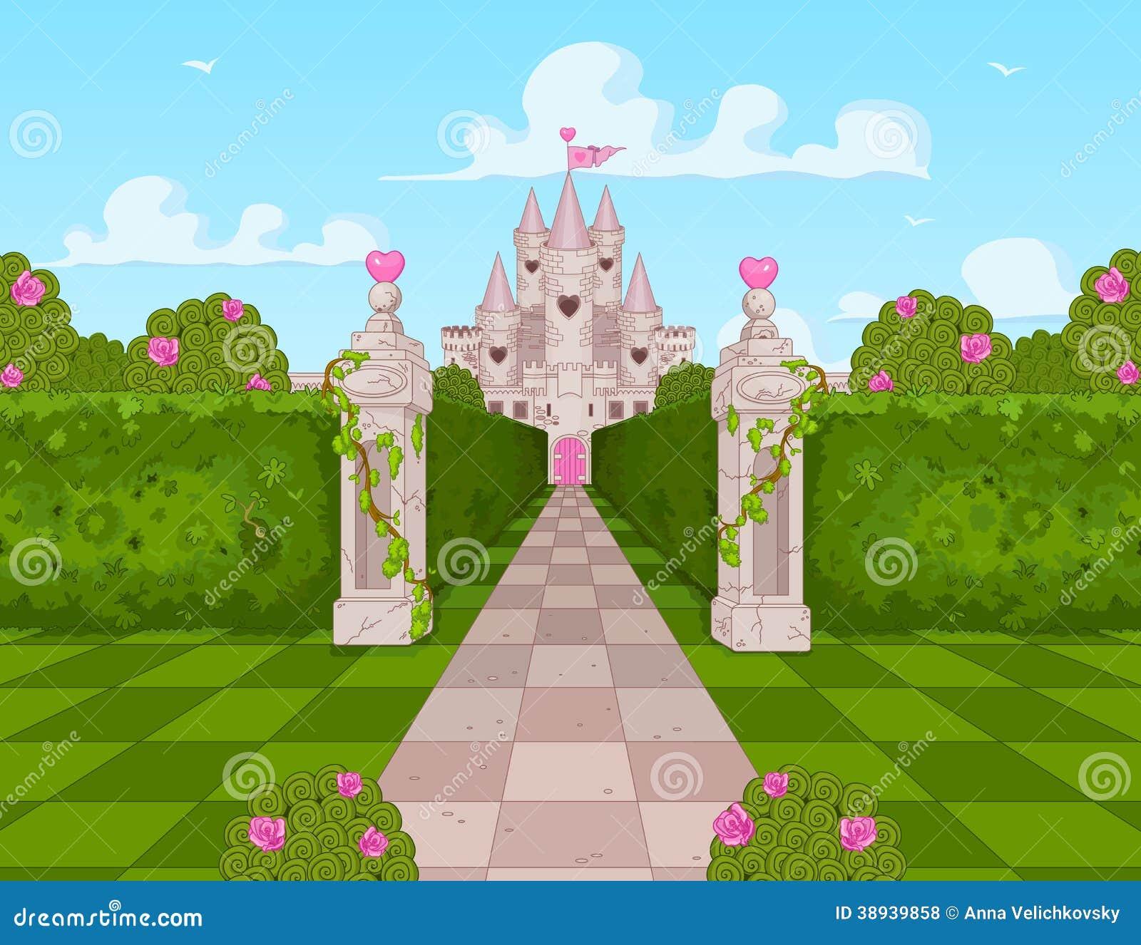 Castillo romántico