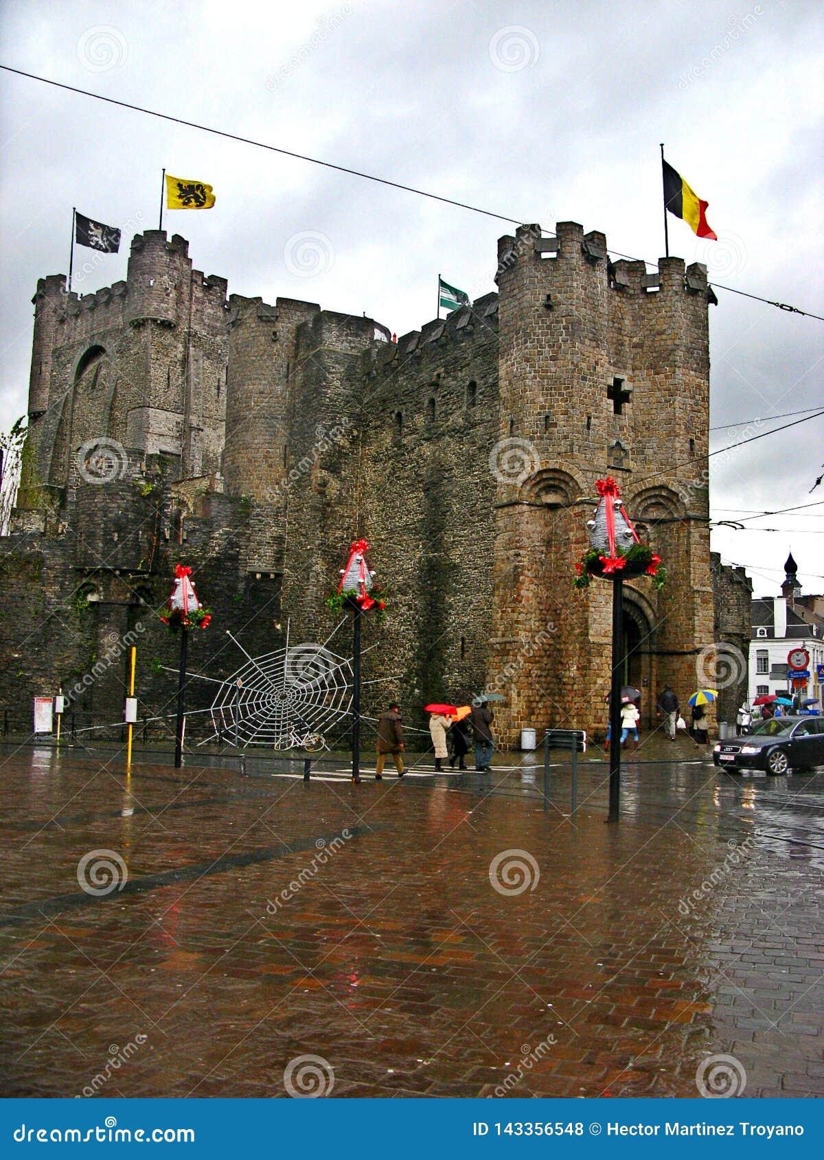 Castle της Γάνδης, Βέλγιο