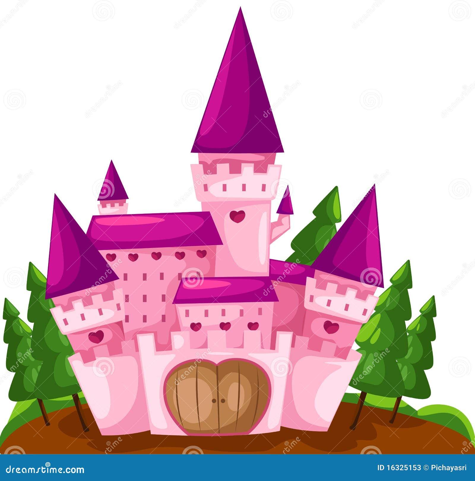 Castle stock photos image 16325153 - Castillos para ninos de infantil ...