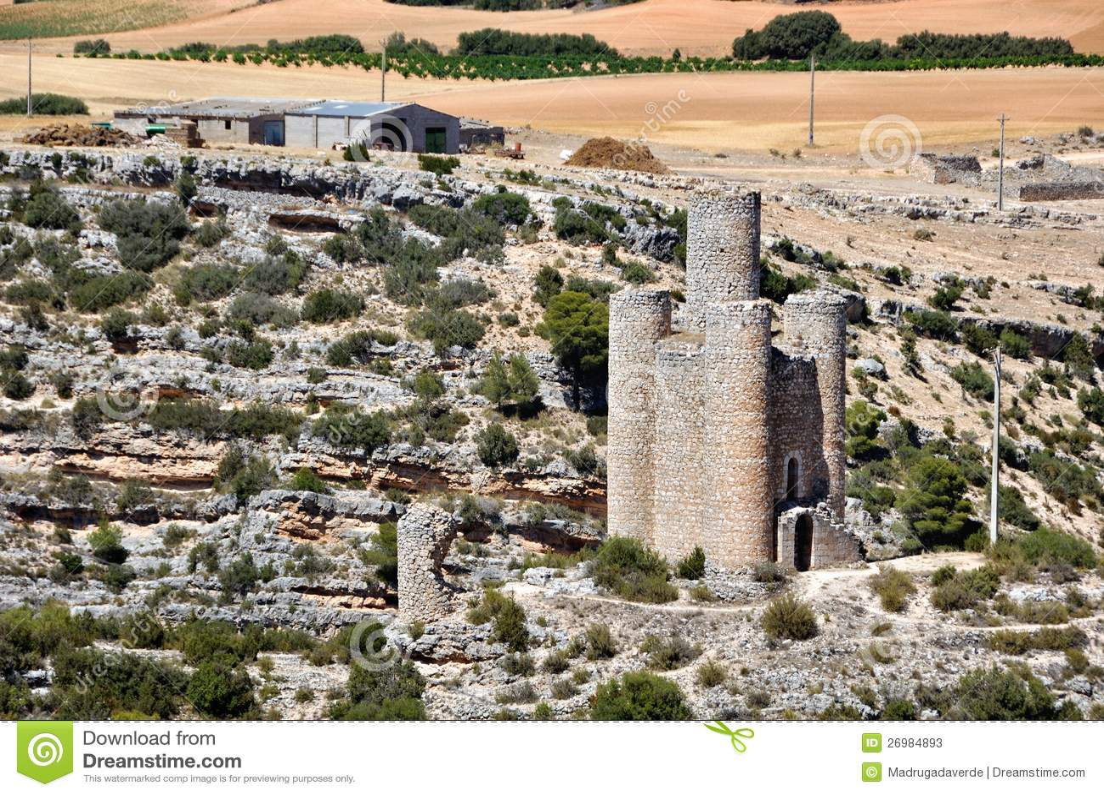 Alarcon Spain  city photos gallery : castle alarcon spain 26984893