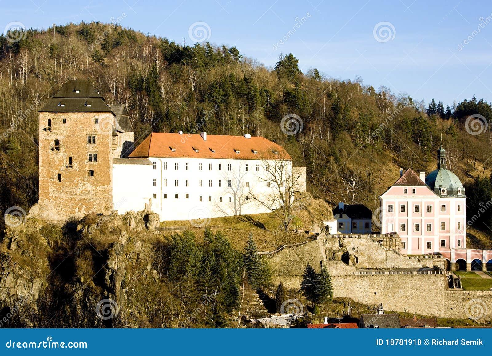 Castle Becov nad Teplou