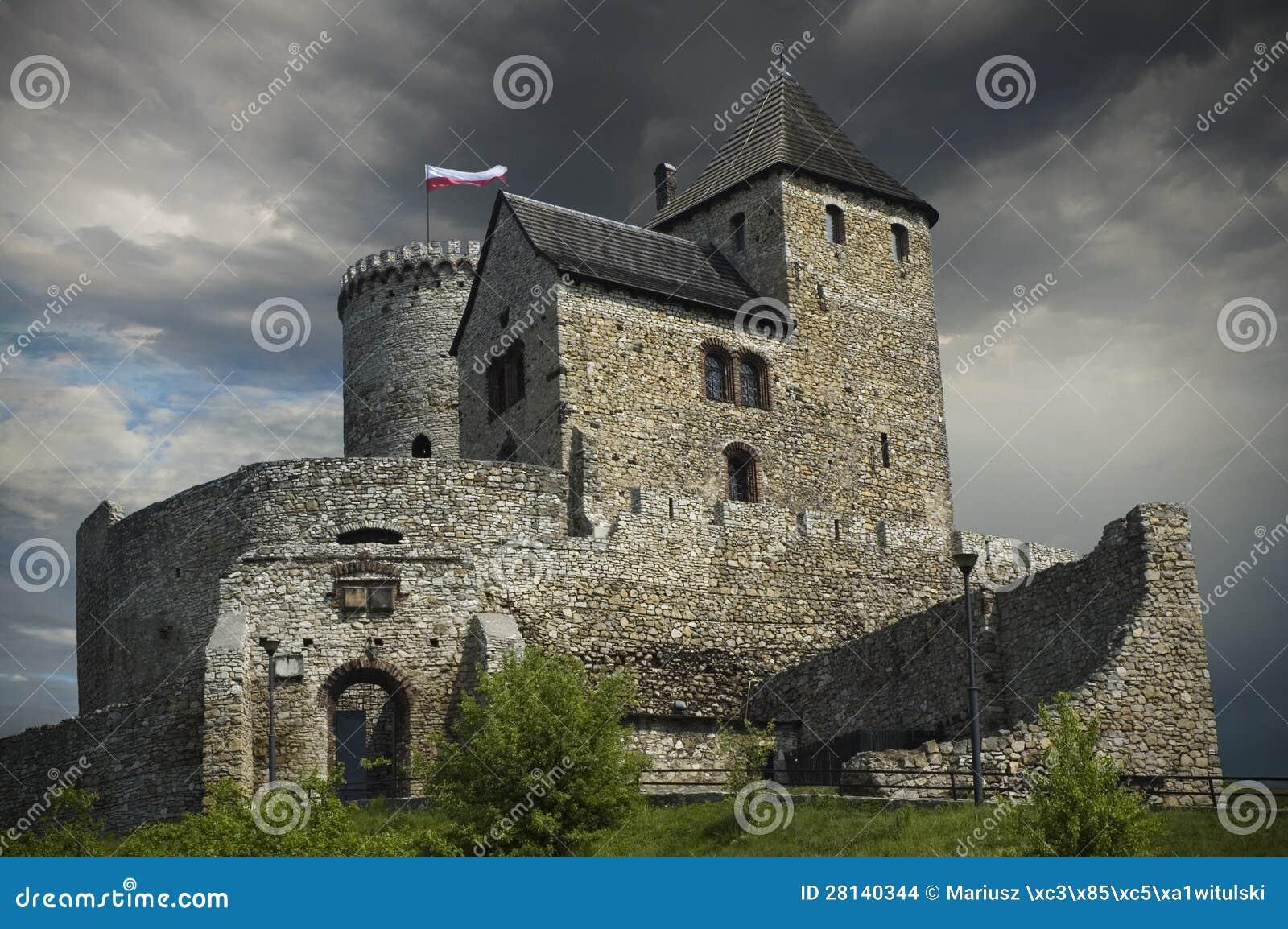 castle bedzin poland medieval - photo #19