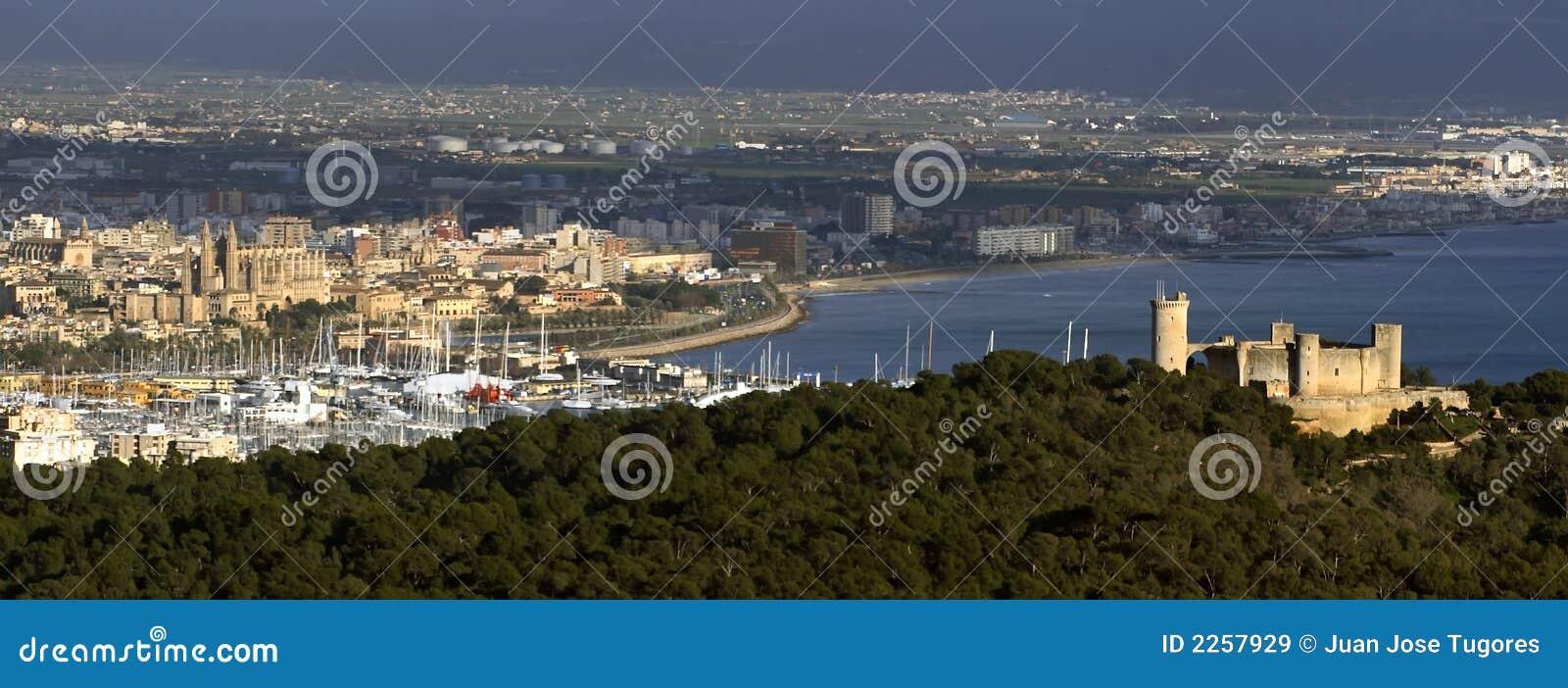 Castle of Bellver, Majorca
