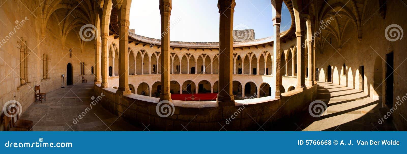 Castle of Bellver Mallorca