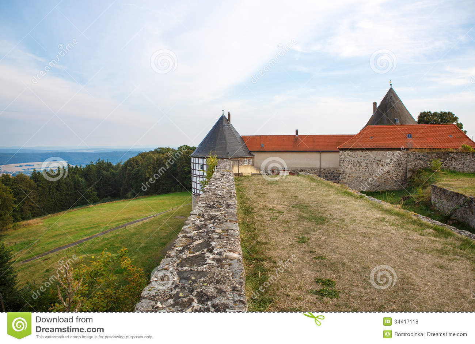 Herzberg Burg