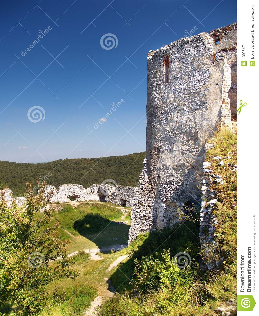 The Castle of Cachtice - Donjon