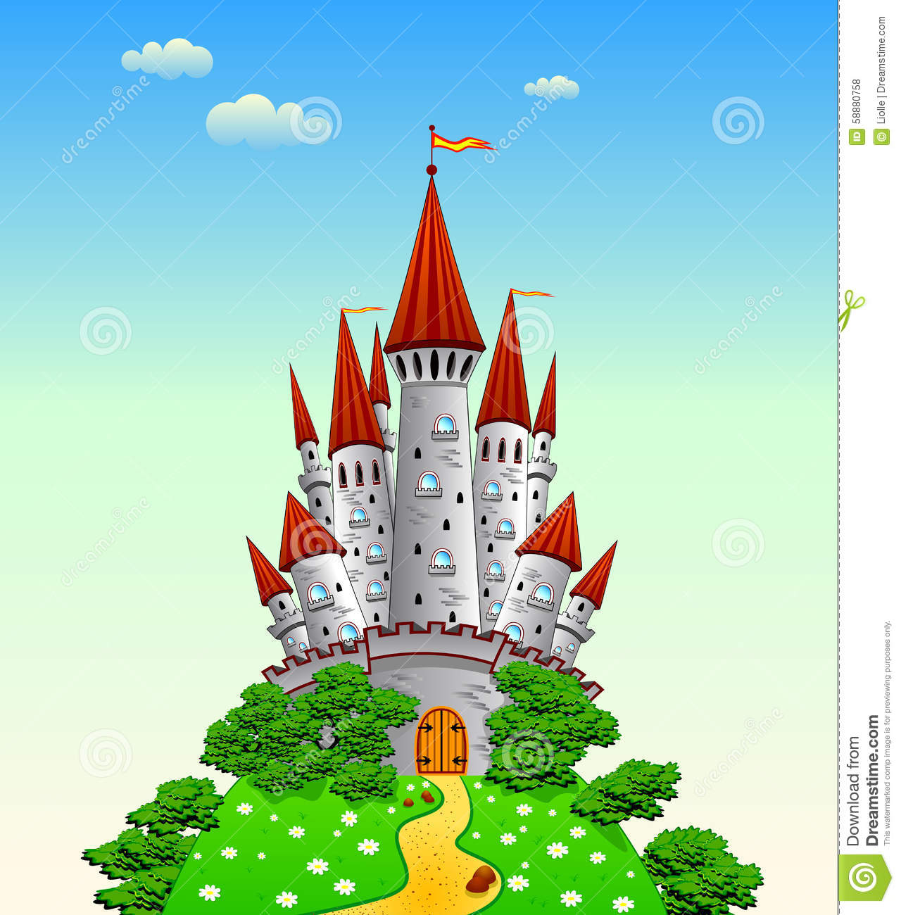 castle on the hill pdf