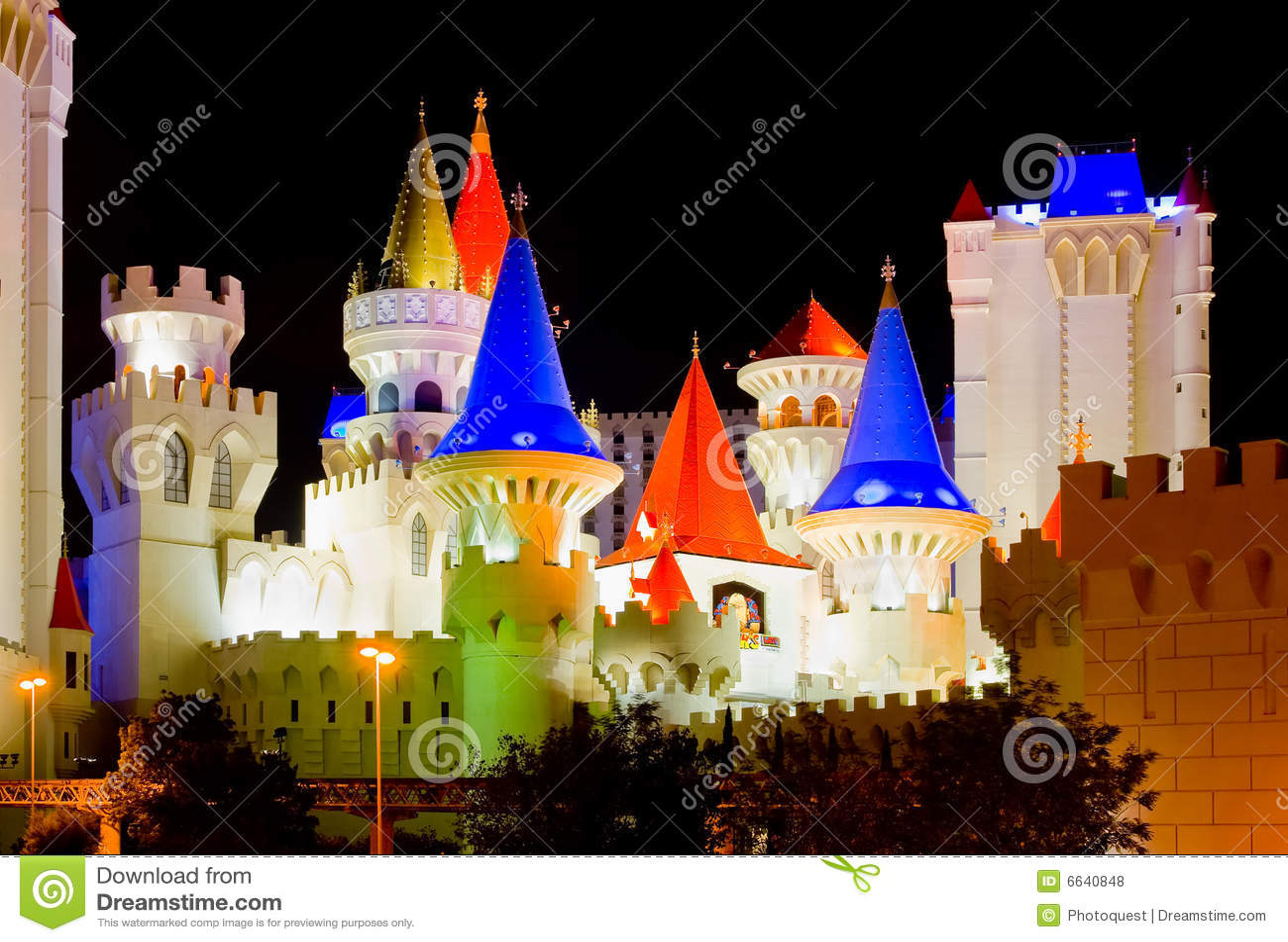 las vegas castle casino