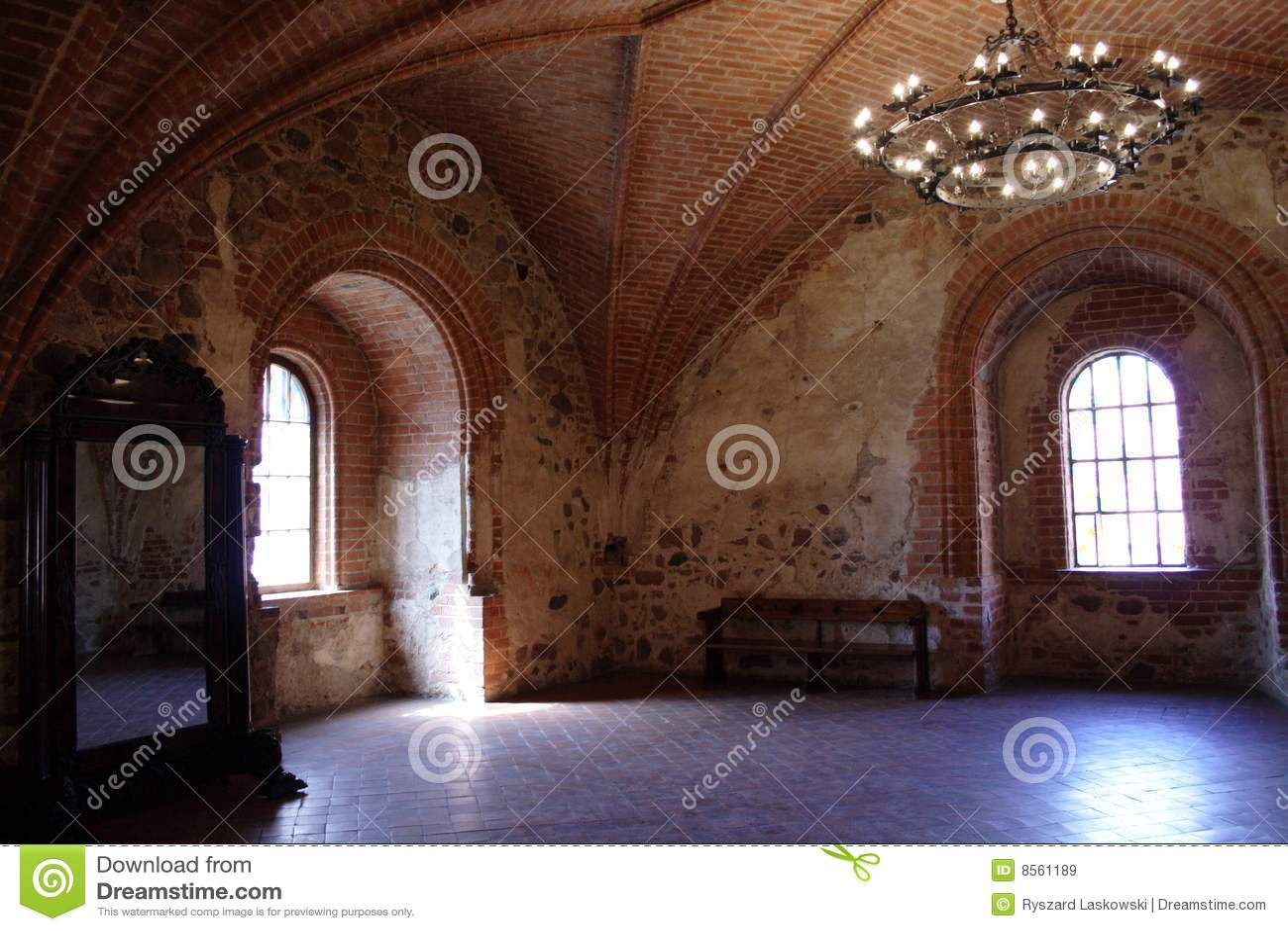 Castle chamber
