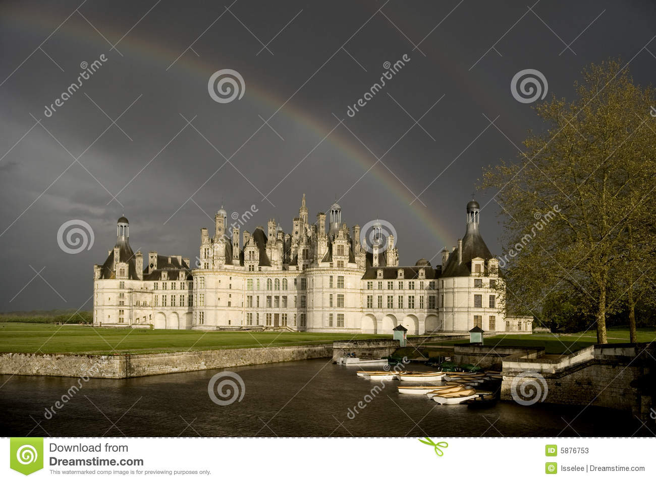 Castle of Chambord