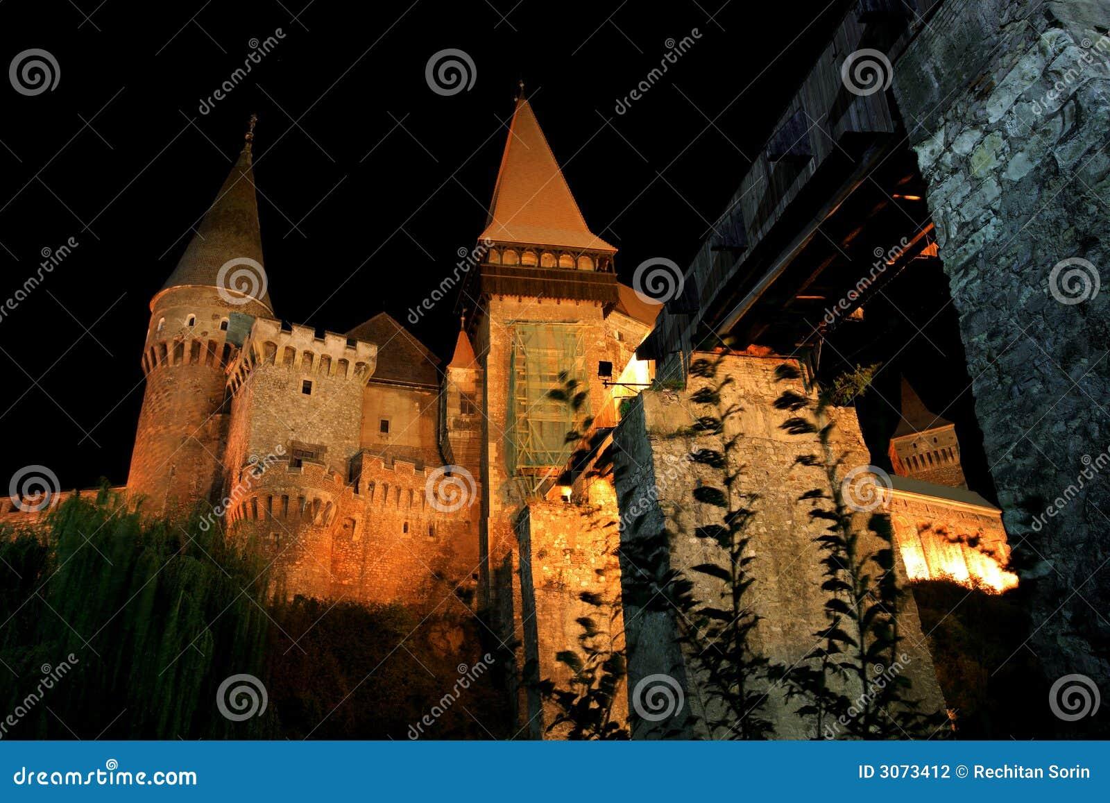 Castle corvinesti