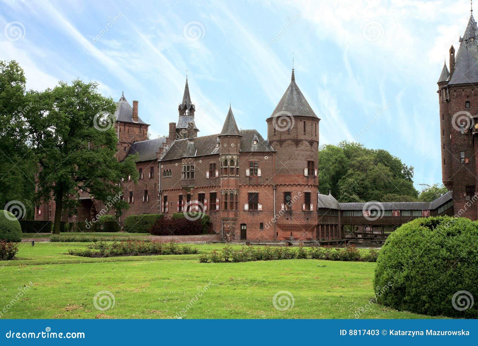 Castle De Haar, Netherlands