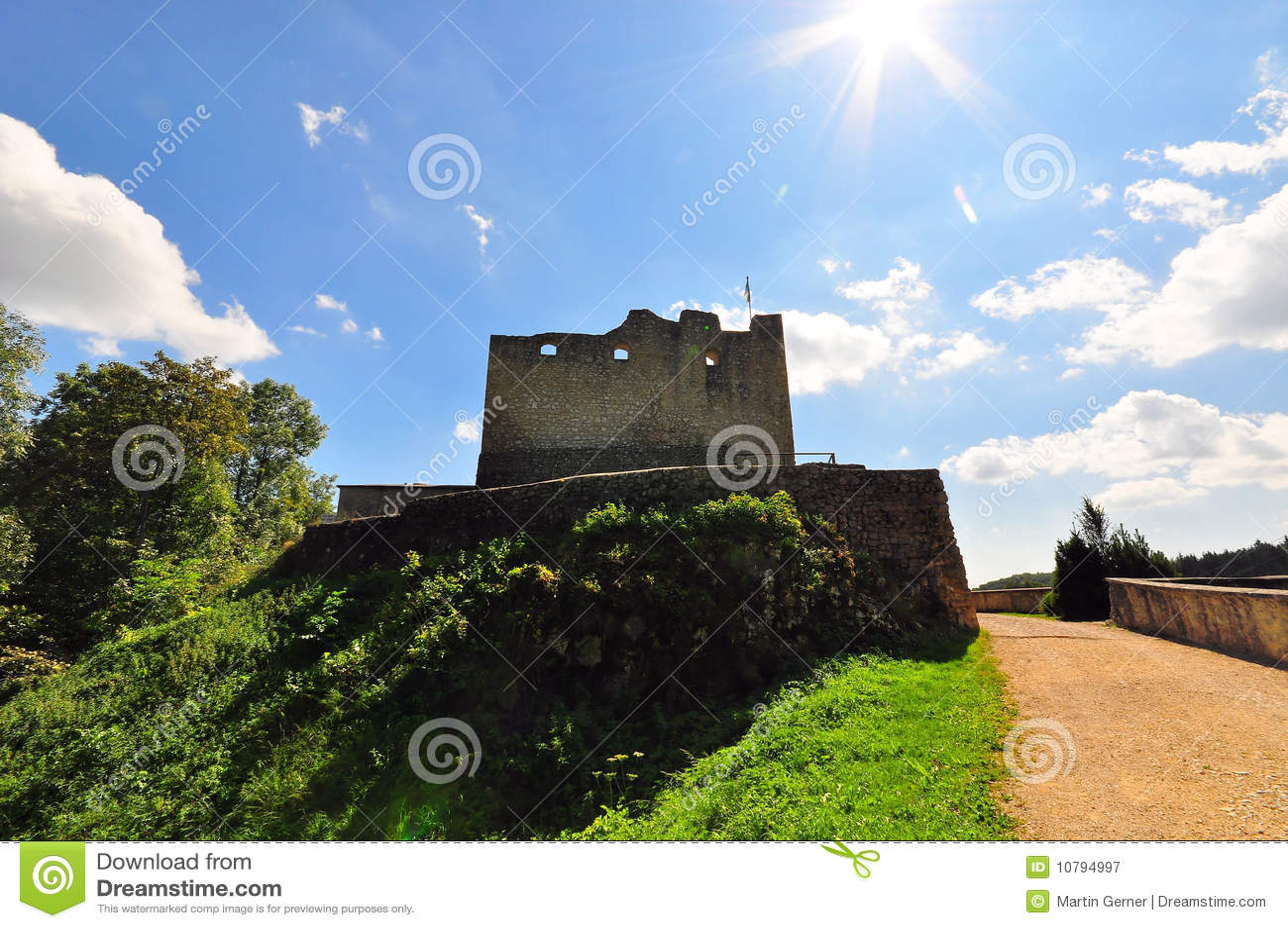 Castle Derneck